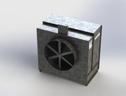 Torres de Enfriamiento para compresores